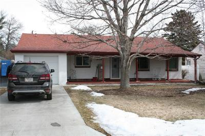 Single Family Home For Sale: 2225 Maple