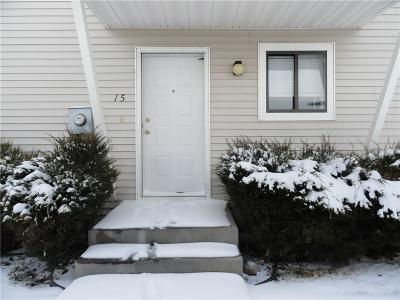 Condo/Townhouse Contingency: 3285 Canyon Drive #15