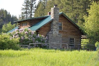 Big Timber Farm & Ranch For Sale: Tony Creek