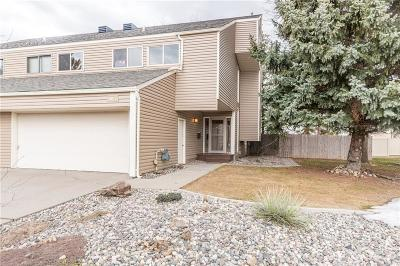 Billings Condo/Townhouse Contingency: 2092 Glasser Place