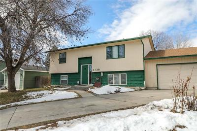 Single Family Home Contingency: 3739 Cambridge Place