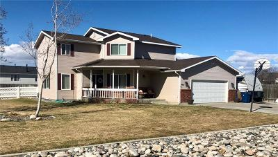 Single Family Home Contingency: 4621 S Woodhaven Way