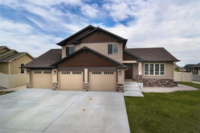 Billings MT Single Family Home Sold: $335,000