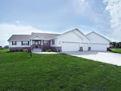 Single Family Home For Sale: 1809 Waterwood Dr