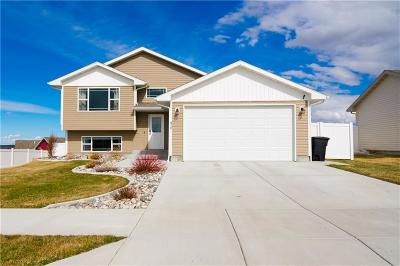 Single Family Home Contingency: 2117 High Sierra Boulevard