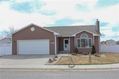 Single Family Home For Sale: 1028 Hemingway Ave