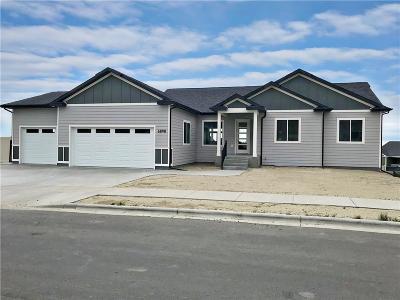 Billings Single Family Home Contingency: 6898 Copper Ridge Loop