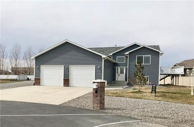 Single Family Home For Sale: 2620 Sagesprings Circle