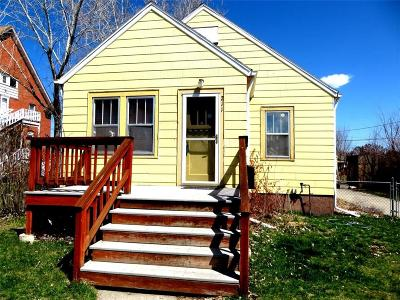 Single Family Home For Sale: 211 S 34th Street