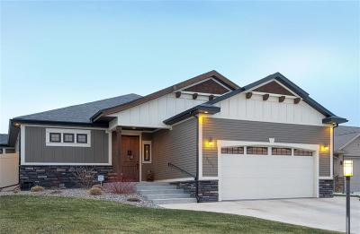 Billings Single Family Home For Sale: 3051 Western Bluffs