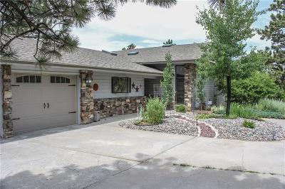 Billings Single Family Home For Sale: 4490 Box Canyon Rd