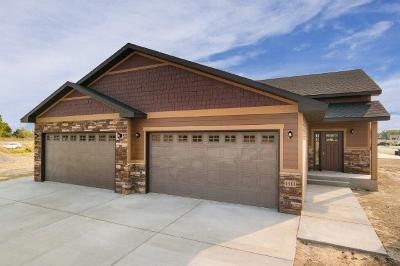 Billings Condo/Townhouse For Sale: 1411 Columbine Dr.