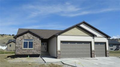 Billings Single Family Home For Sale: 4637 Silver Creek Trail