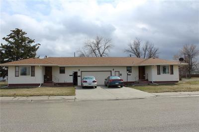 Multi Family Home For Sale: 518 W 1st Street
