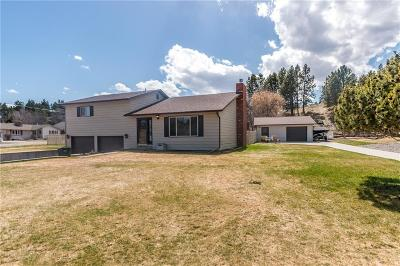 Single Family Home For Sale: 1202 Alkali Creek Road
