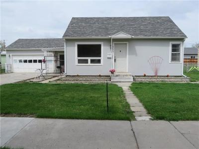 Single Family Home For Sale: 4539 Mitchell