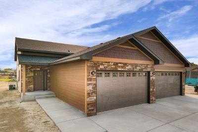 Billings Condo/Townhouse For Sale: 1413 Columbine Dr.