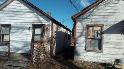 Multi Family Home For Sale: 202 S Main, Lima, Mt