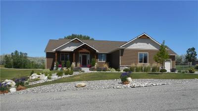 Single Family Home For Sale: 2255 Saddleback Drive