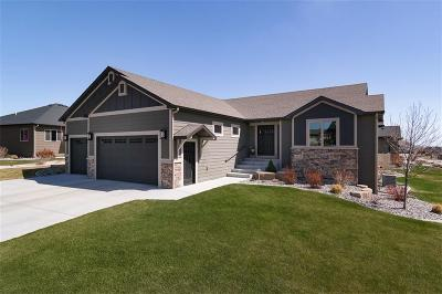 Billings MT Single Family Home For Sale: $439,900