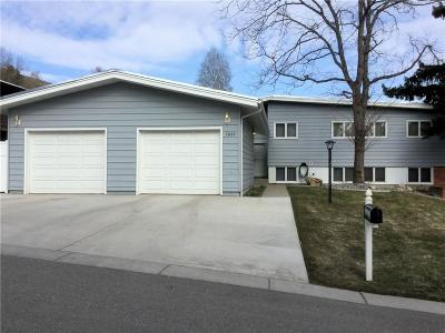 Billings MT Single Family Home For Sale: $327,200