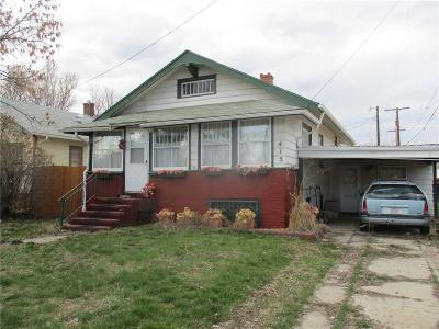 Single Family Home For Sale: 416 W 6th Street