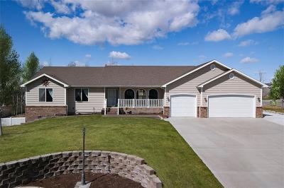 Single Family Home For Sale: 2630 Westfork Lane