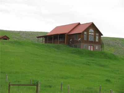Red Lodge MT Single Family Home Contingency: $244,900