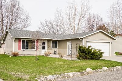 Single Family Home For Sale: 3587 W Granger Ave. West