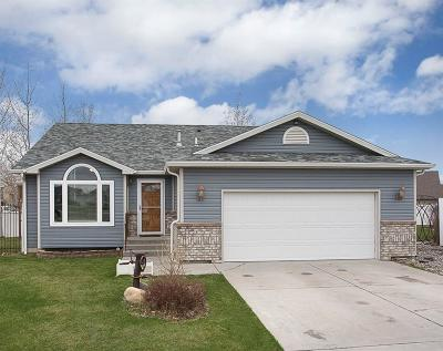 Billings Single Family Home For Sale: 376 Future Cir