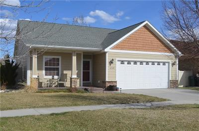 Single Family Home For Sale: 6737 Cove Creek Drive