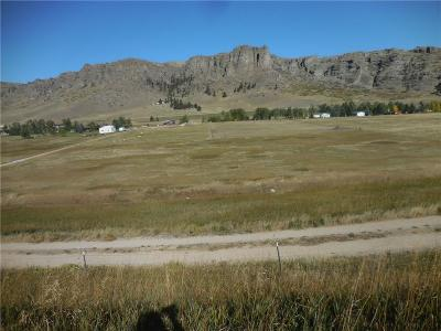 Absarokee Residential Lots & Land For Sale: Lot 3c Upper Midnight Canyon Rd