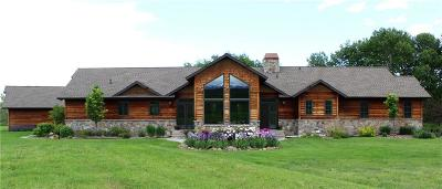 Red Lodge MT Farm & Ranch For Sale: $3,195,000