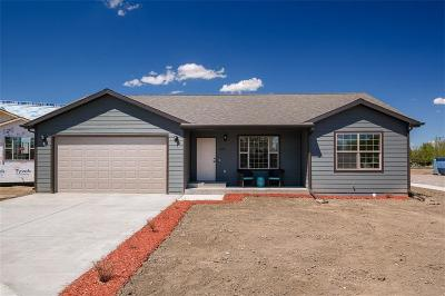 Billings Single Family Home For Sale: 1139 Pumpkin Cove
