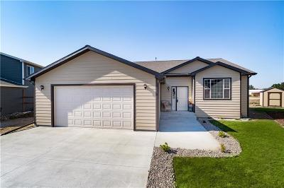 Billings Single Family Home For Sale: 1127 Pumpkin Cove