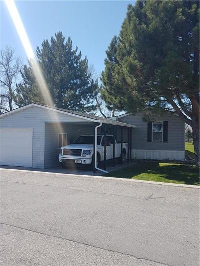 Billings MT Single Family Home For Sale: $72,500