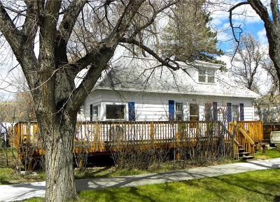 Billings MT Single Family Home For Sale: $169,900