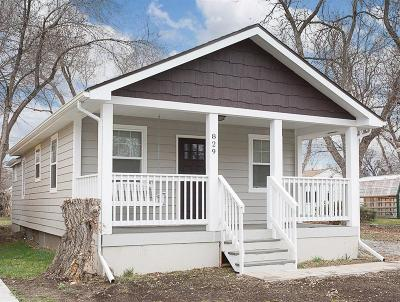 Billings MT Single Family Home For Sale: $145,000