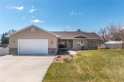 Billings Single Family Home For Sale: 1326 Wrangler Trail