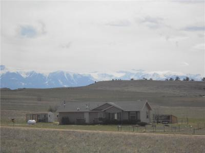 Single Family Home Contingency: 14 Butte Circle