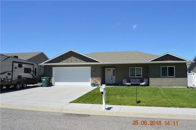 Single Family Home For Sale: 1243 Crist