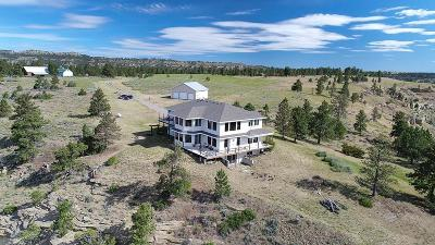 Single Family Home For Sale: 5025 Chief Brave Wolf
