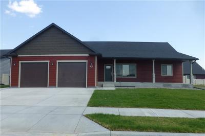 Single Family Home For Sale: 921 Sandcherry St