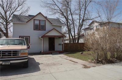 Multi Family Home For Sale: 218 N 23rd Street