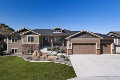 Single Family Home Sold: 6313 Golden Eagle Way