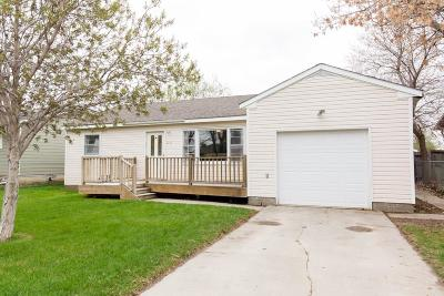 Single Family Home For Sale: 4232 Bruce