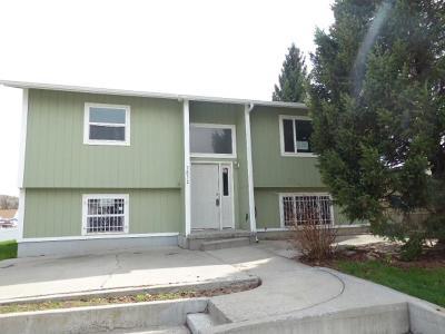 Billings Single Family Home For Sale: 3832 Chamberlain Drive