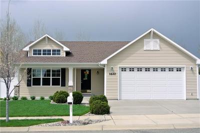 Single Family Home Contingency: 1620 Norwood Lane