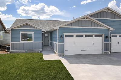 Billings Condo/Townhouse For Sale: 2336 Gleneagles Blvd