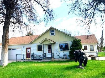 Billings MT Single Family Home For Sale: $219,913